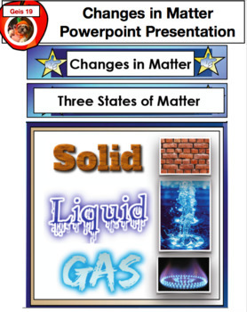 Properties and Changes in Matter Science Education Powerpoint PPT File 59 Slides