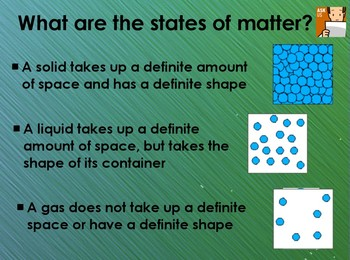 Properties and Changes of Matter Flipchart