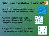 Properties and Changes of Matter Flipchart