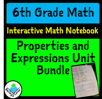 Unit 3 Bundle: Properties and Expressions