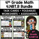 Properties and Operations 4.NBT.B Bundle