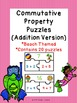 Commutative Property of Addition, Associative Property of Addition Bundle 1.OA.3