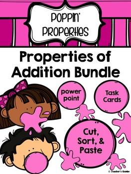 Properties of Addition - Associative, Commutative, and Ide