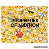 Properties of Addition - Emoji Style Lesson Video