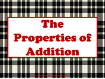 Properties of Addition Powe... by Tricks of the Trade | Teachers ...