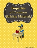 Properties of Common Building Materials