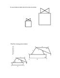 Properties of Dilation Christmas Practice