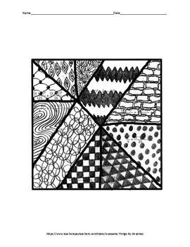Properties of Ellipses Zen Math