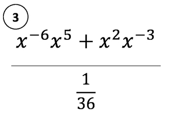 Properties of Exponents Walkabout
