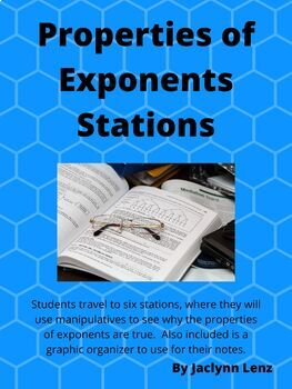 Properties of Exponents Stations