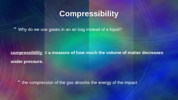 Properties of Gases Unit Bundle