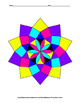Properties of Hyperbolas Color by Number