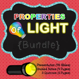 Properties of Light {Resource Set}