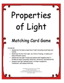Properties of Light Matching Card Game