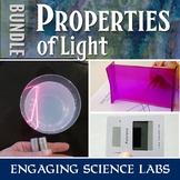 Properties of Light: Reflection, Refraction, & Polarization