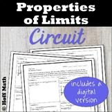 Properties of Limits CIRCUIT | DIGITAL and PRINT