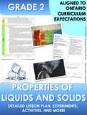 Properties of Liquids and Solids | Grade 2 Science | Ontar