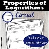 Properties of Logarithms CIRCUIT | DIGITAL and PRINT