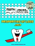 Properties of Logs Joke
