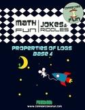 Properties of Logs base 4 Joke