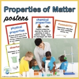 Properties of Materials Posters and Activity for Use with