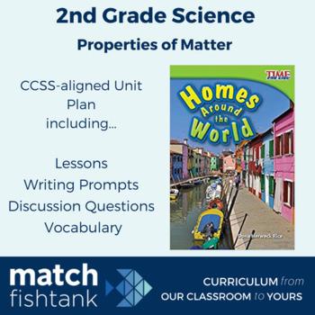 Properties of Matter   2nd Grade Science