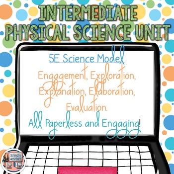 Properties of Matter 5E Science Unit
