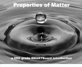 Properties of Matter - A Fifth Grade SMARTBoard Introduction