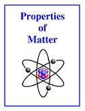 Properties of Matter - An Interdisciplinary Thematic Unit,
