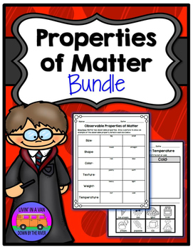Properties of Matter - Bundle
