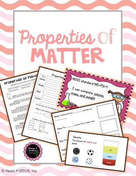 Properties of Matter Bundle