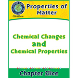 Properties of Matter: Chemical Changes and Chemical Properties Gr. 5-8