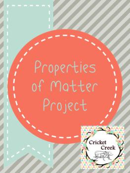Properties of Matter Experiment