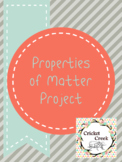 Properties of Matter Experiment