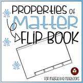 Properties of Matter Flip Book for Interactive Notebooks