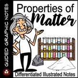 Properties of Matter Guided Graphic Notes