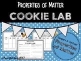 Properties of Matter Hands on Cookie Lab NEW Science Standards