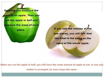 Properties of Matter, Lesson 3