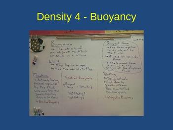 Properties of Matter Notes