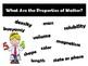 Properties of Matter: Odd Man Out