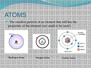 Properties of Matter PowerPoint Presentation