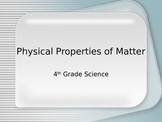 Properties of Matter Powerpoint