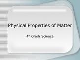 Properties of Matter Powerpoint
