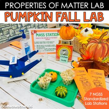 Properties of Matter: Pumpkins