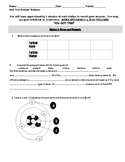 Properties of Matter    Study Guide essential standard 6.P.2