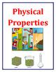 Properties of Matter's Word Wall
