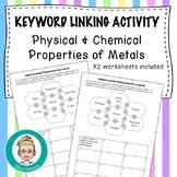 Properties of Metals: Keyword Linking Activity