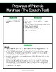 Properties of Minerals - Hardness (The Scratch Test) 5E Activity