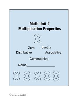 Properties of Multiplication 1