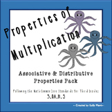 Properties of Multiplication Activities